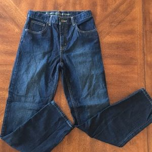 NWOT Roebuck & Co Slim Straight Denim Jeans 18R